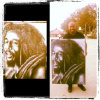 "Bob Marley painted LIVE at the Lynwood Art Walk. Original 30""x40"" painting (SOLD)"