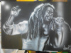 "Marley painted LIVE at the 2012 UCLA Jazz Raggae Festival. Original 24""x36"" painting"